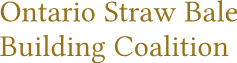 Ontario Straw Bale